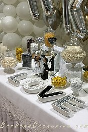 Bonbons Connexion Candy Full Service Candy Buffets - Candy Bars